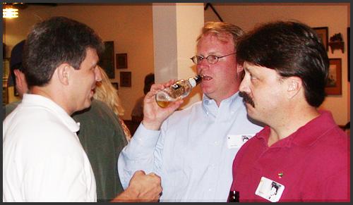 Don Bryner, John Rux and Ken Erdman